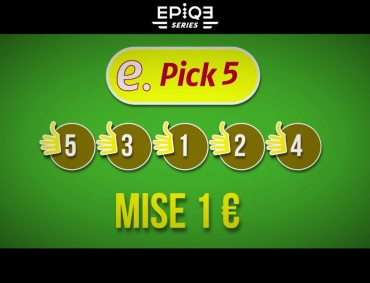 pronstic pick5 du jour