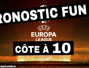 pronostic ligue europa