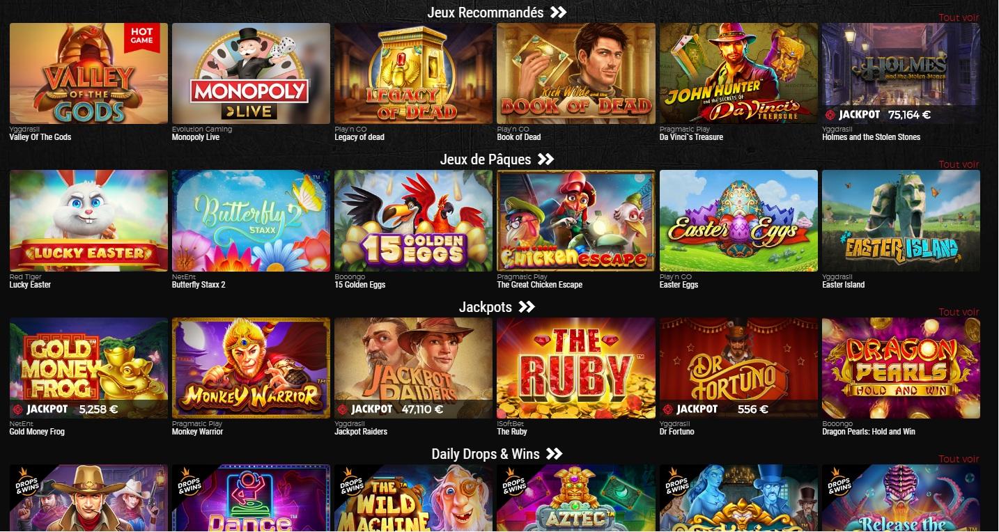 jeux fatboss casino